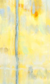 """<strong>Inspired</strong> – 58"""" x 36"""" – Acrylic with glass microspheres on canvas – $5,000"""