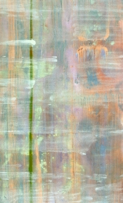 """<strong>Revealed</strong> – 58"""" x 36"""" – Acrylic with glass microspheres on canvas – $5,000"""