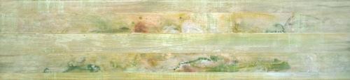 "<strong>Blind Faith</strong> – 24"" x 104"" – Acrylic with glass microspheres on canvas – $5,400"